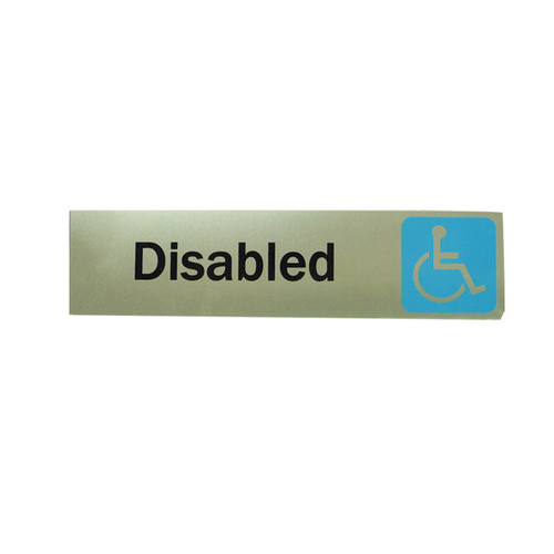 Disabled 2x8 Stick On