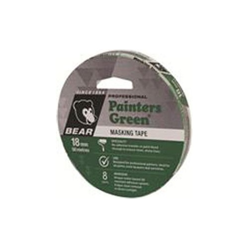 Tape Painters Green 18mmx50m