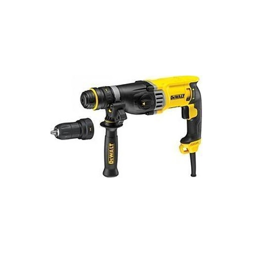 DeWalt hammer  3 mode with QCC 28mm  D25144K-XE