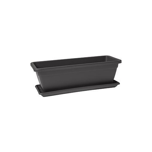 Veneza Planter Box 50cmBlack