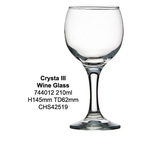 Drinking Glasses Crysta III Wine