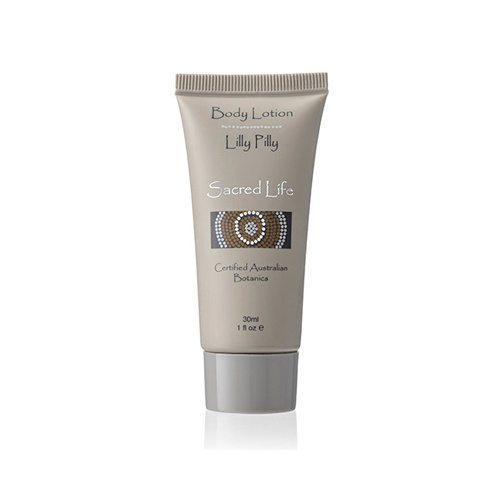 Body Wash Sacred Life 30ml Tubes 300 Units