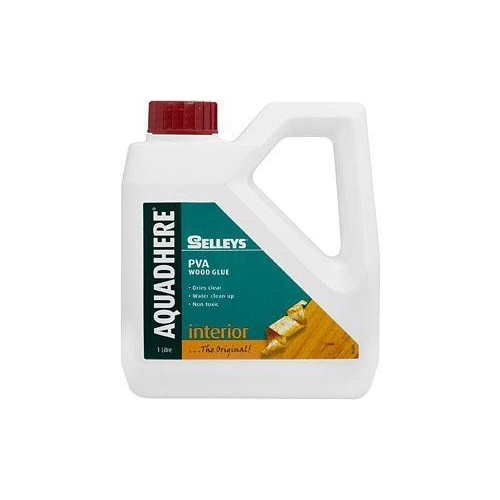 Adhesive Aquadhere Interior PVA 1L Selleys