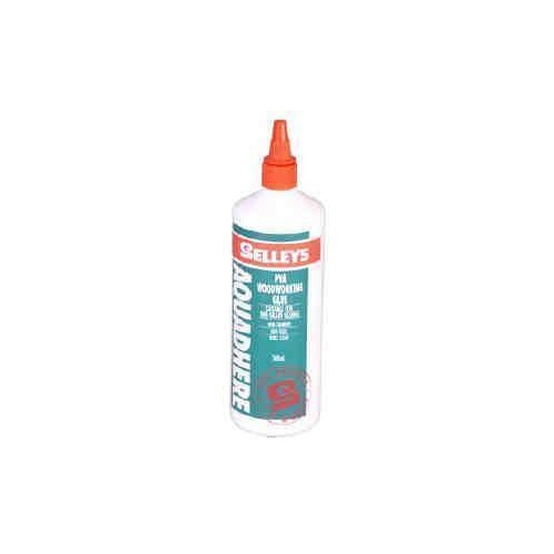 Adhesive Aquadhere Interior PVA 500ml Selleys
