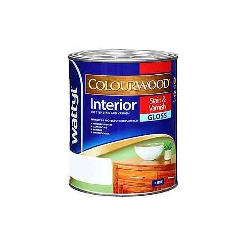 Colourwood Stain   Varnish  Gloss N