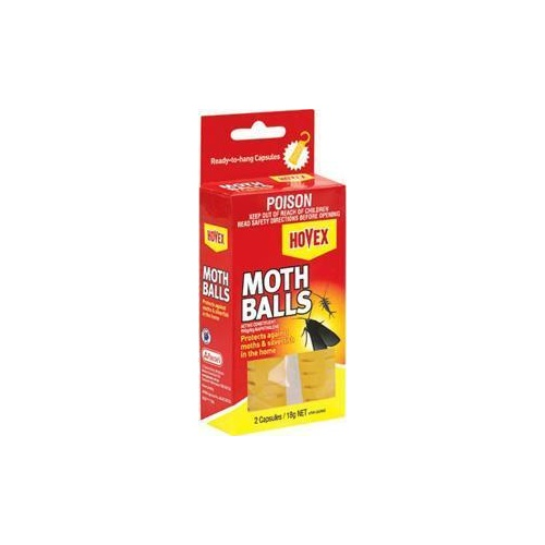 Hovex Mothballs 2 Pack