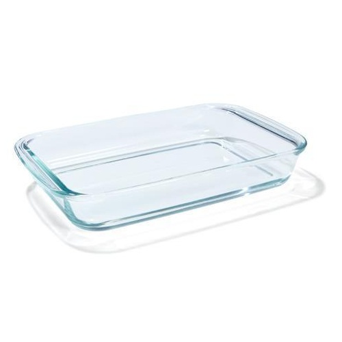Baking Dish Glass 3lt 390mm x 235mm