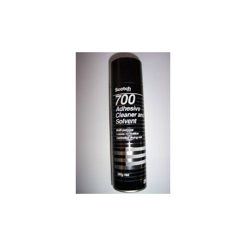 3M 700 ADHESIVE CLEANER SPRAY
