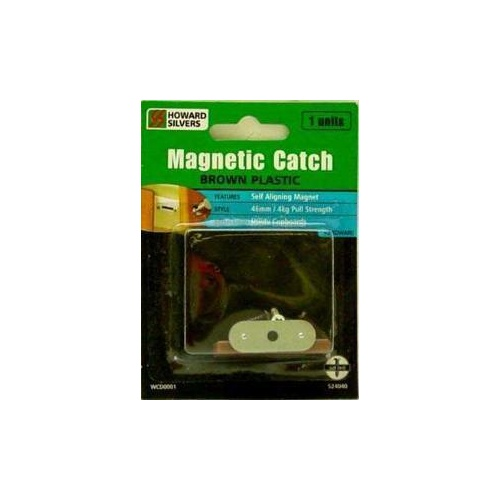 Catch Magnet Double Brown 4kg Packk 2