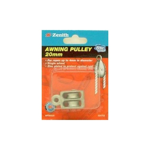 Pulley Awning Single 20mm
