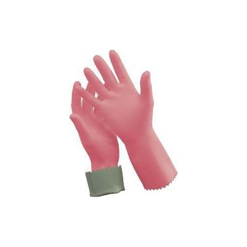 Rubber Gloves Slimlined 8-81/2