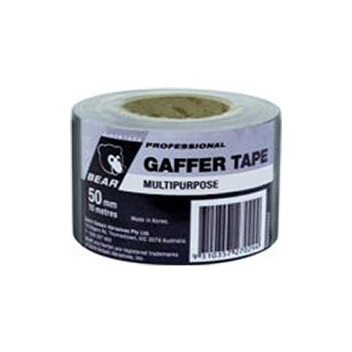 Tape Cloth Silver 50mmx10m