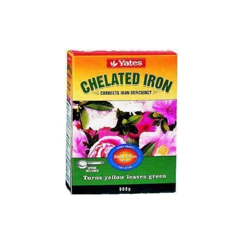Chelated Iron 500gm