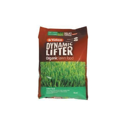 Dynamic Lifter Organic Lawn Food 5k g