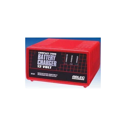 Arlec Charger Battery 12V