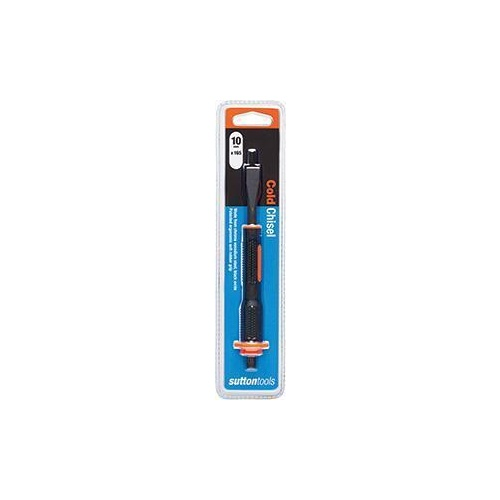 Chisel Cold 10x165mm Soft Grip Sutt on Tools