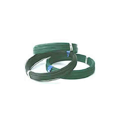 Green PVC Wire 1.57 x 50mt