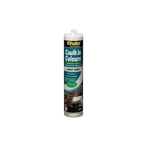 Filler Caulk In Colours Light Grey 450g