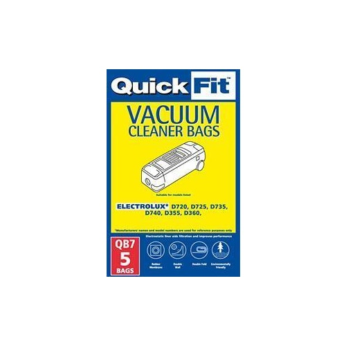 Bag Vacuum Electrolux Pack 5