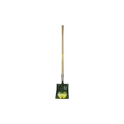 Cyclone Shovel Long Handle Square M outh Medium