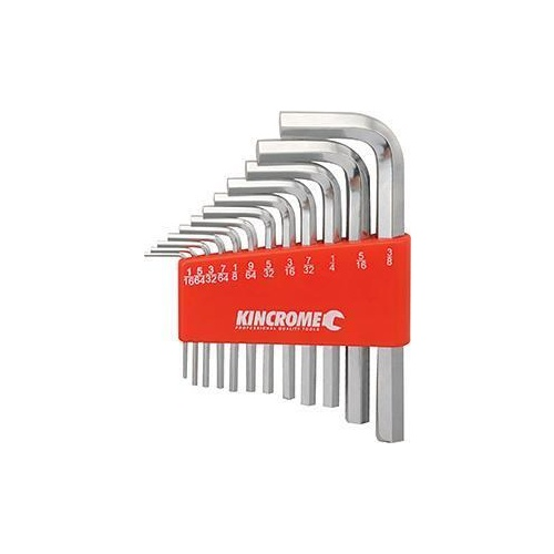 Kincrome Hex Key Set AF 12 Piece