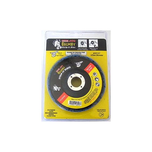 Josco Strip It Disc 127mm