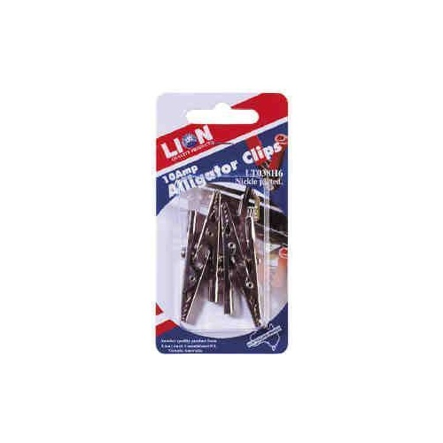 Clips Alligator 10 Amp Cd4