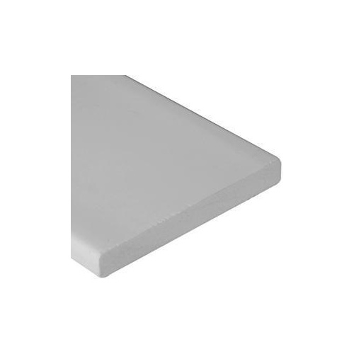 Strip Cover PVC Wh 50x6x2400mm