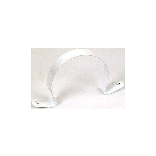 Saddle 50mm DWV Gal/Pc WH