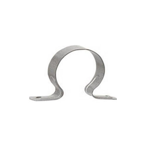 Downpipe Clips Zinc Round 65mm