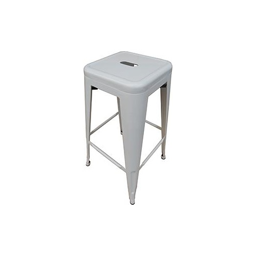 Replica Retro Bar Stool White