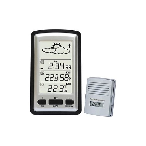 Weather Station Indoor Outdoor