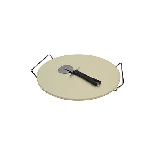 Grillman BBQ Pizza Stone Kit