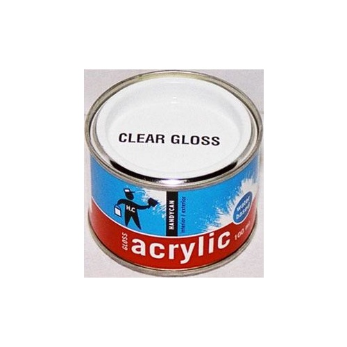 Acrylic Gloss Clear 100ml