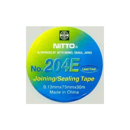 Tape Sealing / Joining Silver 13x75 mmx30m