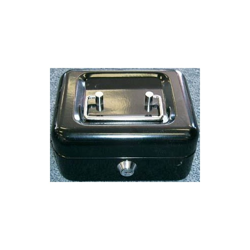 Sandleford Cash Box Black 150mm