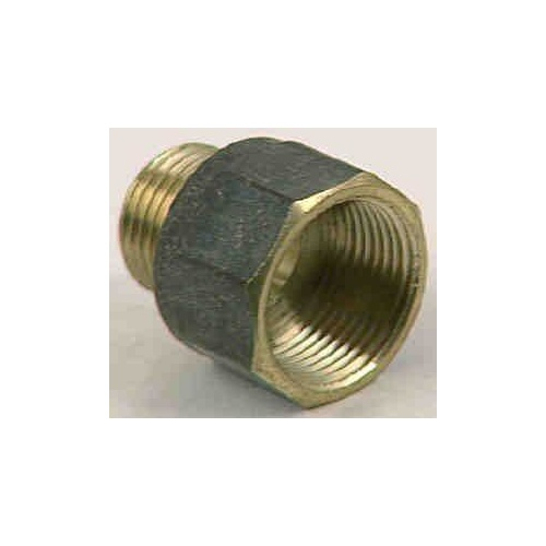 Adaptor M F Reducing Brass 20x15mm