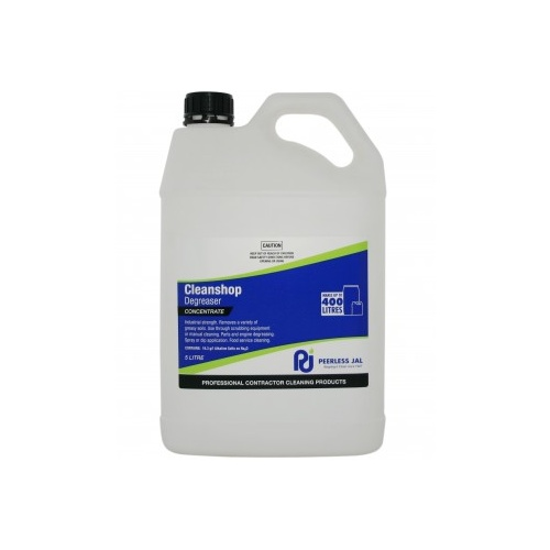 CLEAN SHOP HD Cleaner Degreaser 5lt