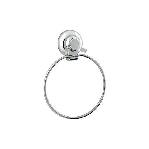 Classic Wire Towel Ring Chrome