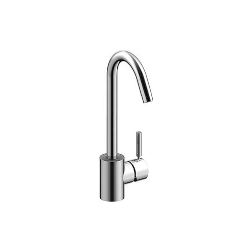 Interbath Morocco Kitchen Swivel Mi xer Sink Chrome