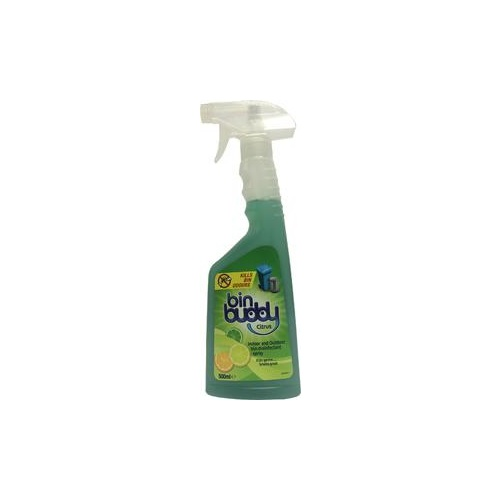 Cleaner Wheelie Bin 500ml