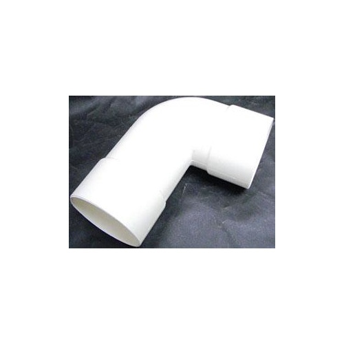 Bend Socket 65mm x 90Deg PVC