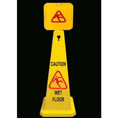 Cone Safety Wet Floor H1170