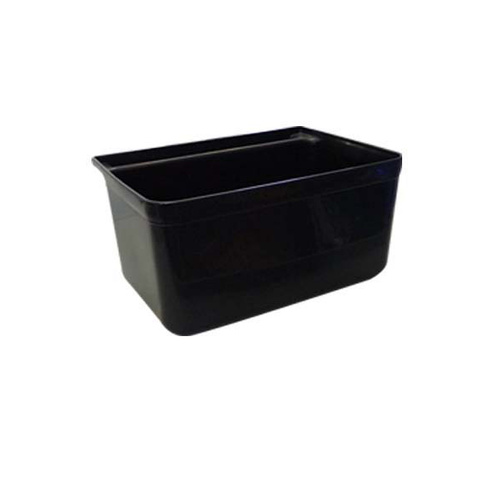 Bucket Black Small 330x230x180