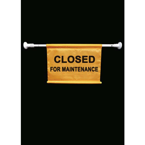 Doorway Sign Adj Maintenance