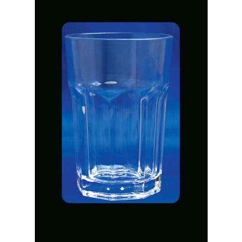 Polycarbonate Glasses Roman Hi-Ball Clear D85 H120 400ml Each