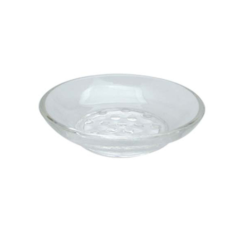 Soap Dish Acry Clear D85 H20