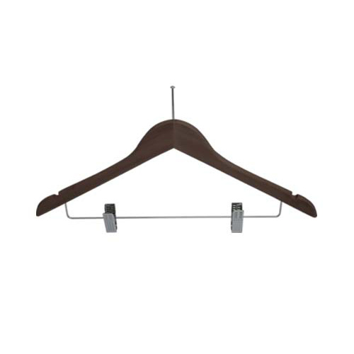 Hanger Clothes Walnut Security