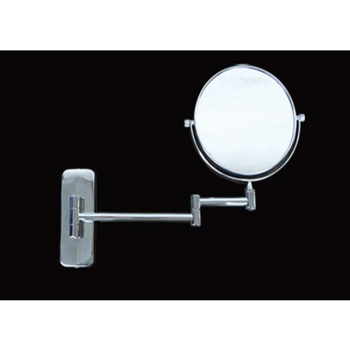 Mirror Bathroom Extendable S/S Size 150mmDia