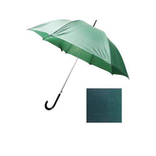 Umbrella Rain Auto Poly Dark Green